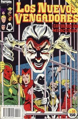 Los Nuevos Vengadores Vol. 1 (1987-1994) (Grapa 32 pp) #33