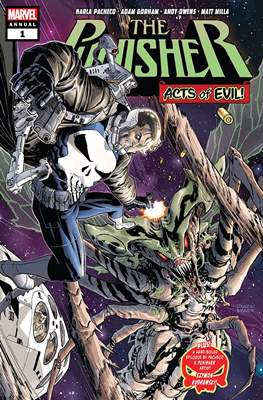 Punisher Annual (2019-)