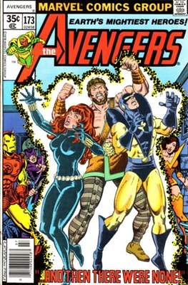 The Avengers Vol. 1 (1963-1996) (Grapa) #173