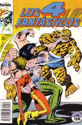 Los 4 Fantásticos Vol. 1 (1983-1994) (Grapa 36-32-24 pp) #74