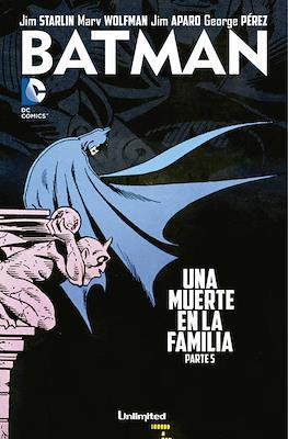 Batman. Una muerte en la familia (Rústica) #5