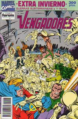 Los Vengadores vol. 1 Especiales (1986-1995) (Grapa. 19x27. 64 páginas. Color. (1983-1994)) #10