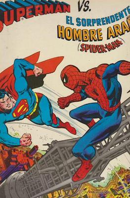 Superman vs. El Sorprendente Hombre Araña (Spider-Man)