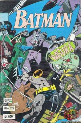 Batman (1987-2002) (Grapa) #126
