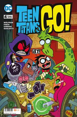 Teen Titans Go! (Grapa) #4