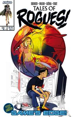 Tales of Rogues! (Comic-book) #2