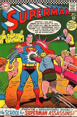 Superman Vol. 1 / Adventures of Superman Vol. 1 (1939-2011) (Comic Book) #188