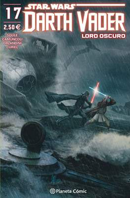 Star Wars: Darth Vader. Lord Oscuro (Grapa 40 pp) #17