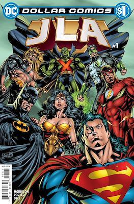 Dollar Comics JLA 1