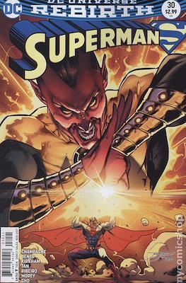 Superman Vol. 4 (2016-... Variant Covers) (Grapa) #30