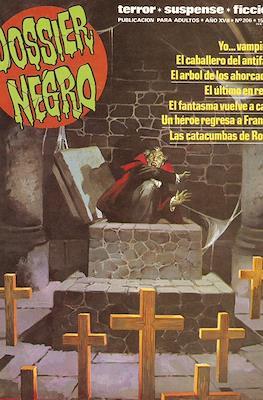 Dossier Negro (Rústica y grapa [1968 - 1988]) #206