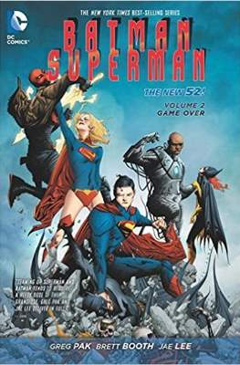 Batman / Superman Vol. 1 (2013) New 52 #2