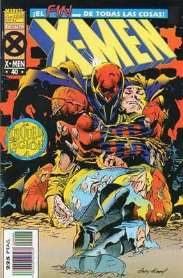 X-Men Vol. 1 (1992-1995) (Grapa 32 pp) #40