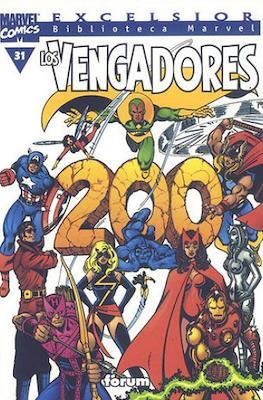 Biblioteca Marvel: Los Vengadores (1999-2001) (Rústica 160 pp) #31