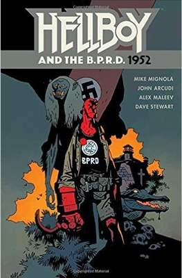 Hellboy and the B.P.R.D. (Softcover) #1