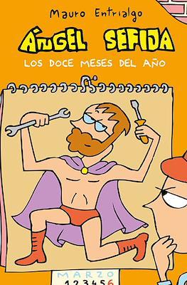 Ángel Sefija (Rústica) #12