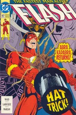 The Flash Vol. 2 (1987-2006) (Comic Book) #67