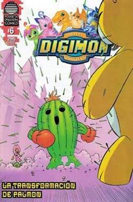 Digimon digital monsters #6