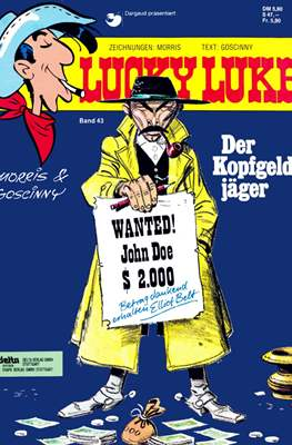 Lucky Luke (Softcover) #43