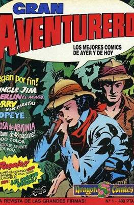 Gran Aventurero (Grapa. 84 pp) #1