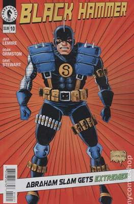 Black Hammer (Variant Covers) (Comic Book) #10