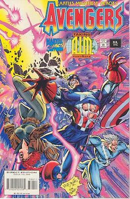 The Avengers Vol. 1 (1963-1996) (Grapa) #388
