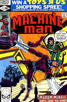Machine Man Vol. 1 (Comic Book) #17