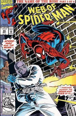 Web of Spider-Man Vol. 1 (1985-1995) (Comic-book) #88