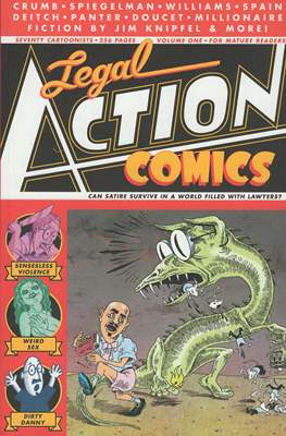 Legal Action Comics