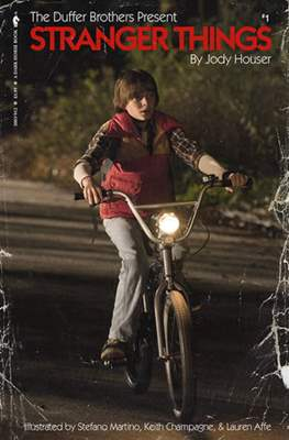 Stranger Things (Variant Covers) (Comic Book) #1.1