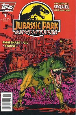 Jurassic Park Adventures (Comic Book) #1