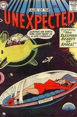 Tales of the Unexpected (1956-1968) (Comic Book) #29