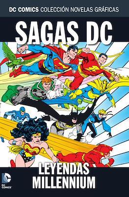 Colección Novelas Gráficas DC Comics: Sagas DC