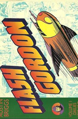 Flash Gordon: The Dailies by Austin Briggs