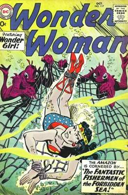 Wonder Woman Vol.1 (1942-1986; 2020-) (Comic Book) #117