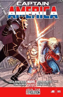 Captain America Vol. 7 (Digital. 2012) #5
