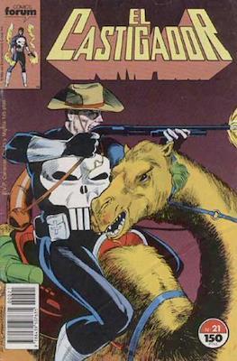El Castigador (1988-1991) (Grapa 24 pp) #21