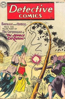 Detective Comics Vol. 1 (1937-2011; 2016-) (Comic Book) #211