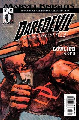 Daredevil Vol. 2 (1998-2011) (Comic-Book) #44 (424)