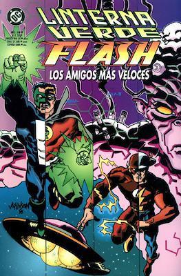Linterna Verde / Flash Los Amigos Más Veloces (Rústica) #1