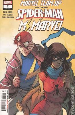 Marvel Team-Up (2019) (Comic Book 24 pp) #2