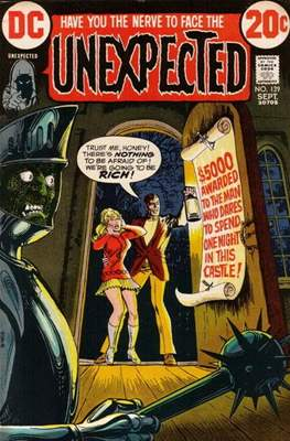 The Unexpected (Comic Book) #139