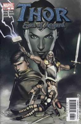 Thor: Son of Asgard (2004-2005) (Comic Book) #6