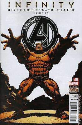 New Avengers Vol. 3 (2013 -2015 ) (Comic-Book) #12