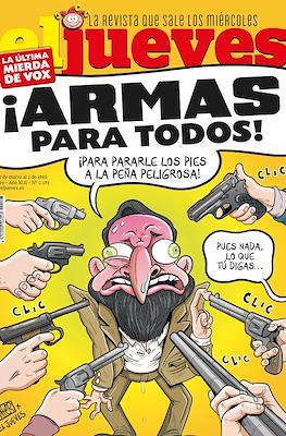 El Jueves (Revista) #2183