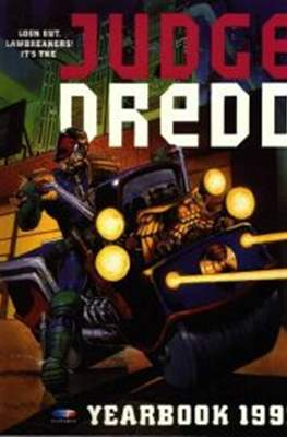 Judge Dredd Yearbook (Softcover) #1992