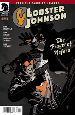 Lobster Johnson (Comic-book) #11