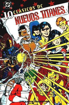 Nuevos Titanes. Clásicos DC (2005-2010) (Rústica 80-128 pp) #10