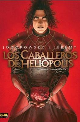 Los Caballeros de Heliópolis (Cartoné 56-64 pp) #3