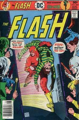 Flash vol. 1 (1959-1985) (Grapa, 32 págs.) #243